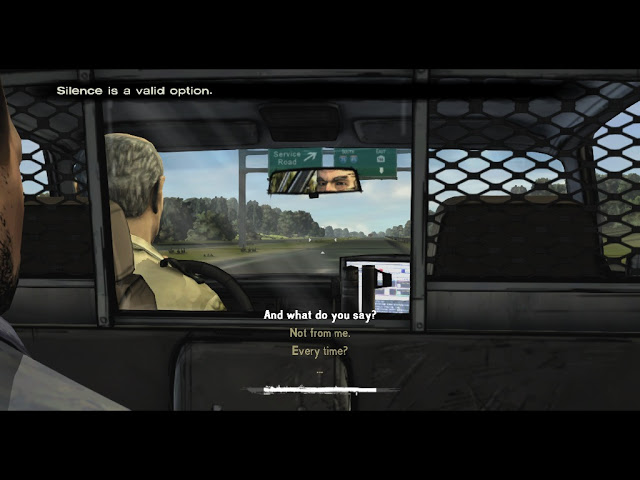 The game's AI helps the player initially