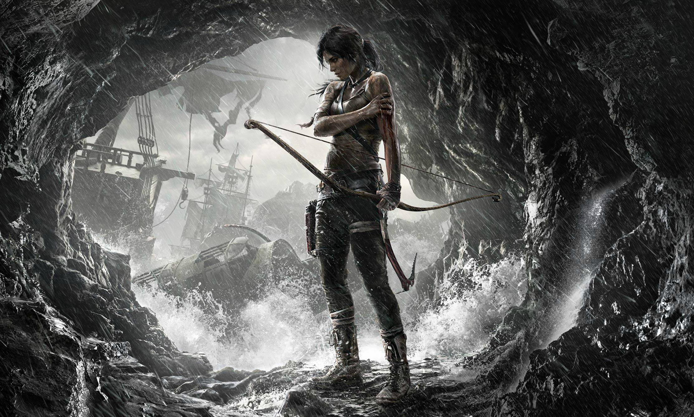 play tomb raider game