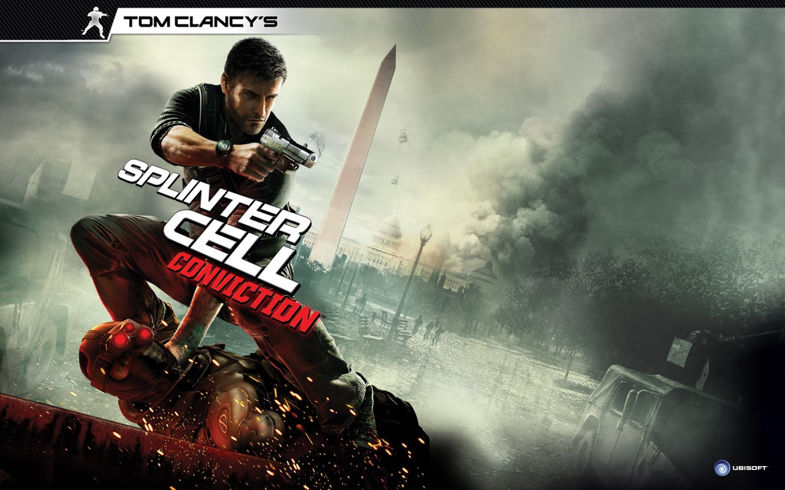 Review: TOM CLANCY'S SPLINTER CELL: CONVICTION (2010
