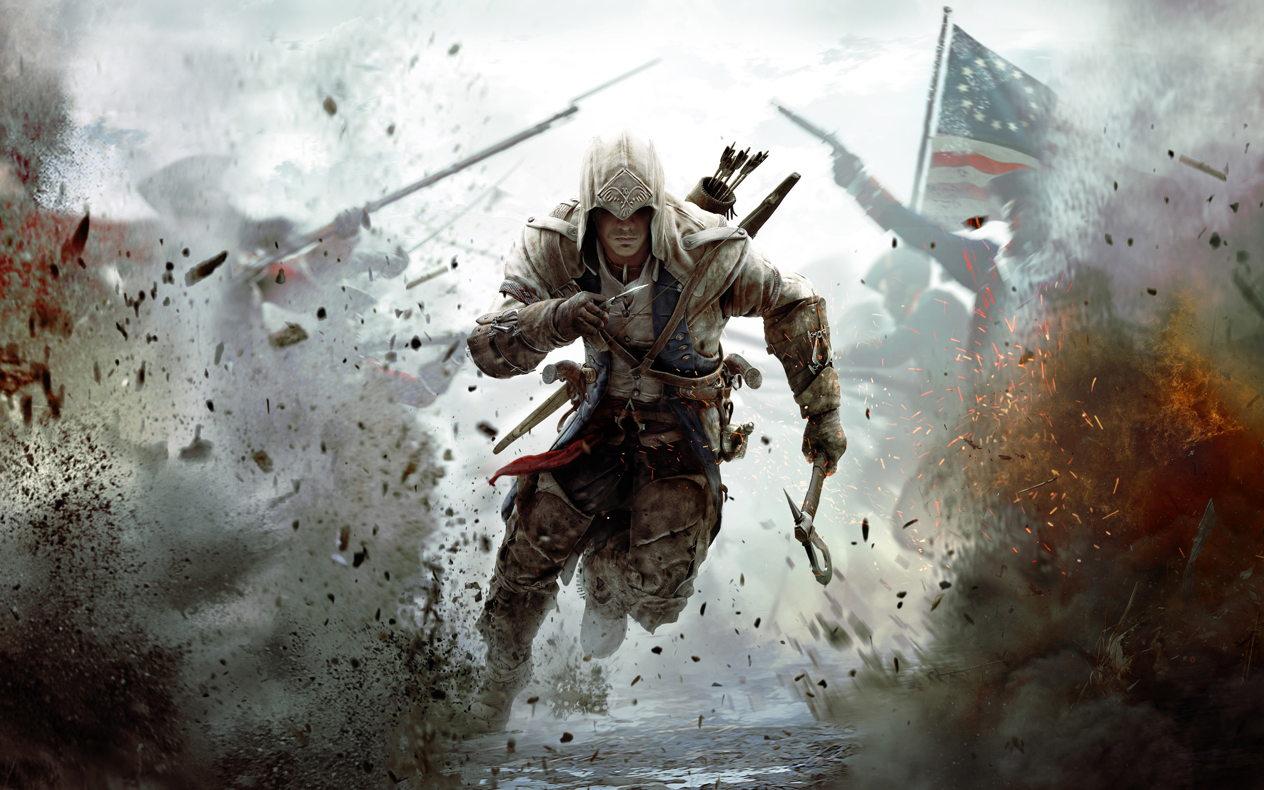 Assassins Creed III Ignite the Revolution by kunggy on DeviantArt