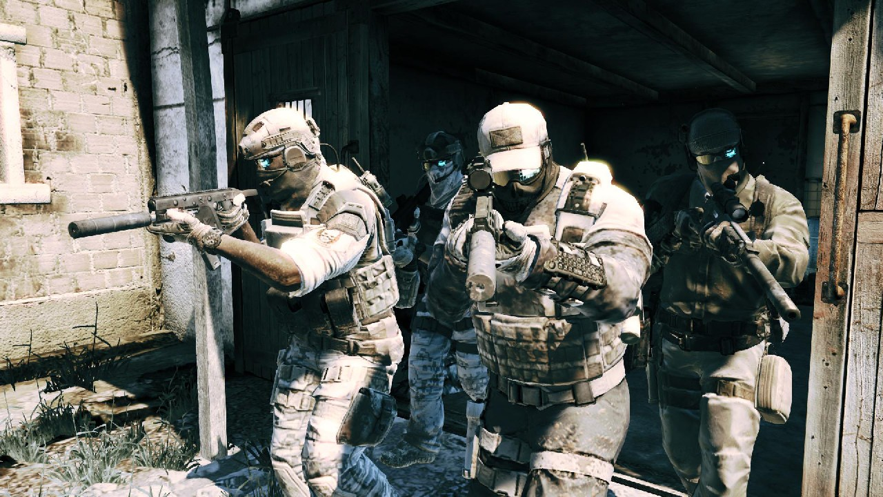 Review: TOM CLANCY'S GHOST RECON: FUTURE SOLDIER (2012) | Games ...