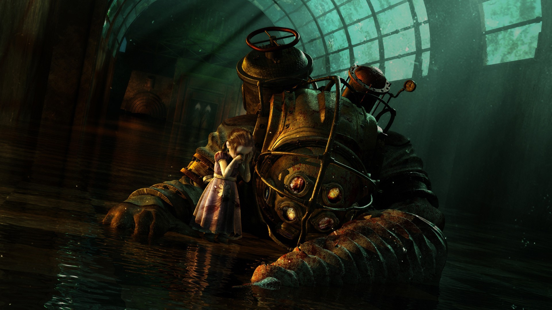 ScreenHeaven BioShock Rapture Desktop And Mobile Background 1920